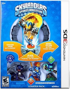 Skylanders Spyro's Adventure Nintendo 3DS Starter Pack BLOWOUT SALE!
