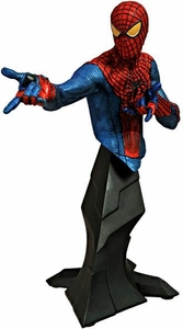 Amazing Spider-Man Movie 2012 SDCC San Diego Comic Con Exclusive Figure Spider-Man Metallic Bust