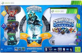 Skylanders Spyro's Adventure XBOX 360 Starter Pack BLOWOUT SALE!