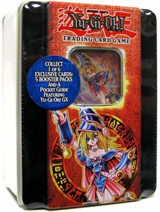YuGiOh 2005 Tin Set Dark Magician Girl