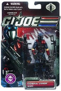 GI Joe 30th Anniversary 3 3/4 Inch Action Figure Cobra Viper [Infantry]