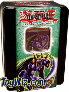YuGiOh 2005 Tin Set Panther Warrior