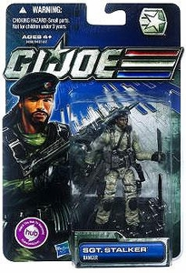 GI Joe 30th Anniversary 3 3/4 Inch Action Figure Sgt. Stalker [Ranger]