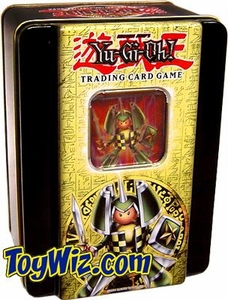 YuGiOh 2005 Tin Set Rocket Warrior