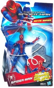 Amazing Spider-Man Movie Series Exclusive 6 Inch Action Figure Spider-Man [Whipping Web Line]
