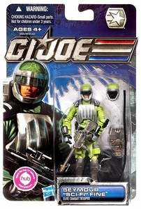 GI Joe 30th Anniversary 3 3/4 Inch Action Figure Seymour
