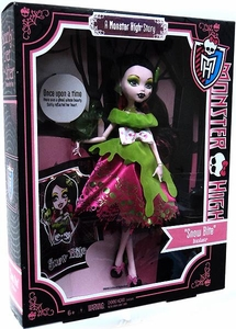 Monster High Scary Tales Story Exclusive Deluxe Snow Bite Draculaura