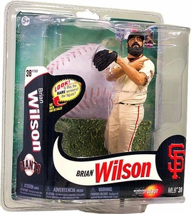 McFarlane Toys MLB Sports Picks Series 30 Action Figure Brian Wilson (San Francisco Giants)