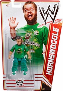 Mattel WWE Wrestling Basic Series 19 Action Figure #37 Hornswoggle