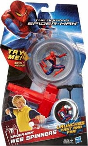Amazing Spider-Man Movie Web Spinners Figure Spider-Man