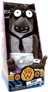 Regular Show 20 Inch Wrestling Buddies Plush Rigby