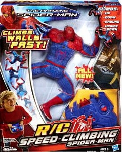 Amazing Spider-Man Movie R/C Speed Climbing Spider-Man