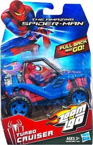 Amazing Spider-Man Movie Zoom N Go Vehicle Turbo Cruiser