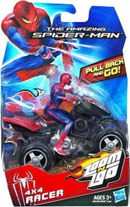 Amazing Spider-Man Movie Zoom N Go Vehicle Spider Quad