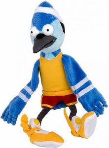 Regular Show 7 Inch Plush Mordecai [Basketball Uniform]