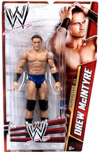 Mattel WWE Wrestling Basic Series 24 Action Figure #4 Drew McIntyre BLOWOUT SALE!