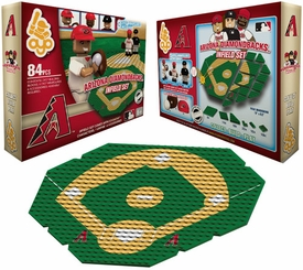 OYO Baseball MLB Generation 1 Team Infield Set Arizona Diamondbacks