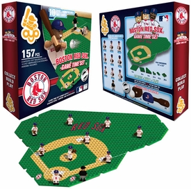 OYO Baseball MLB Generation 1 Team Field Game Time Set Boston Red Sox