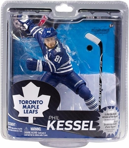 McFarlane Toys NHL Sports Picks Series 31 Action Figure Phil Kessel (Toronto Maple Leafs) Blue Jersey