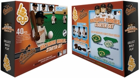 OYO Baseball MLB Generation 1 Team Field Starter Set Baltimore Orioles