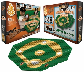 OYO Baseball MLB Generation 1 Team Field Infield Set Baltimore Orioles Pre-Order ships April