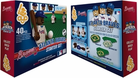 OYO Baseball MLB Generation 1 Team Field Starter Set Atlanta Braves