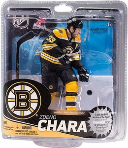 McFarlane Toys NHL Sports Picks Series 31 Action Figure Zdeno Chara (Boston Bruins) Black Jersey