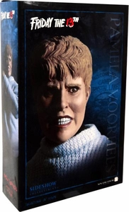 Sideshow Collectibles Friday the 13th 12 Inch Action Figure Pamela Voorhees