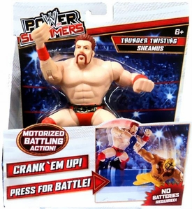 WWE Wrestling Power Slammers Action Figure Sheamus [Thunder Twisting]