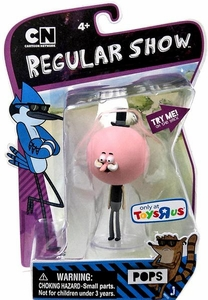 Regular Show 3 Inch Exclusive Action Figure Pops [Moving Mustache]
