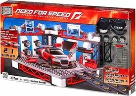 Need For Speed Mega Bloks Set #95720 Custom Garage