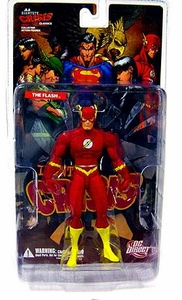 DC Direct JLA Identity Crisis Classics Action Figure Flash