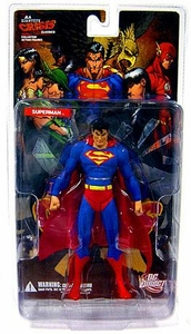 DC Direct JLA Identity Crisis Classics Action Figure Superman