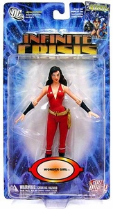 DC Direct Infinite Crisis Series 2 Action Figure Wonder Girl