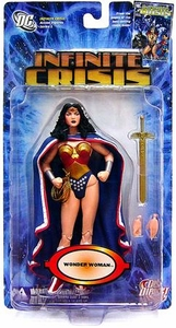 DC Direct Infinite Crisis Series 2 Action Figure Wonder Woman