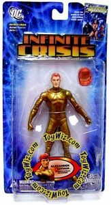 DC Direct Infinite Crisis Series 1 Action Figure Alexander Luthor BLOWOUT SALE!