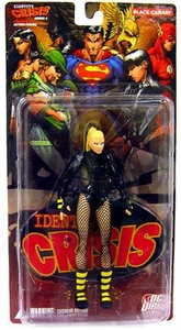 DC Direct Identity Crisis Series 2 Action Figure Black Canary