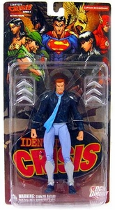 DC Direct Identity Crisis Series 2 Action Figure Captain Boomerang BLOWOUT SALE!