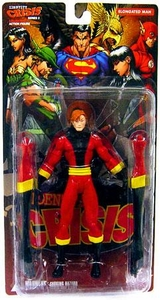 DC Direct Identity Crisis Series 2 Action Figure Elongated Man