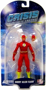 DC Direct Crisis on Infinite Earths Series 2 Action Figure Barry Allen Flash BLOWOUT SALE!
