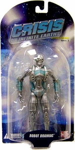 DC Direct Crisis on Infinite Earths Series 2 Action Figure Robot Brainiac BLOWOUT SALE!