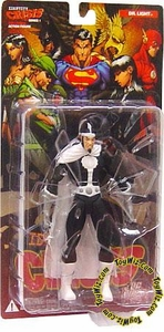 DC Direct Identity Crisis Series 1 Action Figure Dr. Light BLOWOUT SALE!