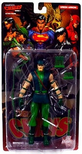 DC Direct Identity Crisis Series 1 Action Figure Green Arrow