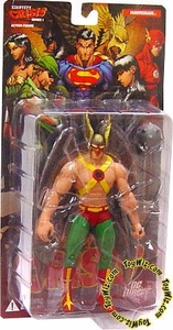 DC Direct Identity Crisis Series 1 Action Figure Hawkman