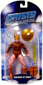 DC Direct Crisis on Infinite Earths Series 3 Action Figure Weaponer of Qward