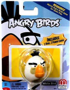 Mattel Angry Birds Mini Figure White Bird