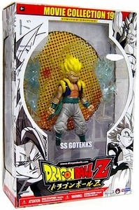 Dragon Ball Z Series 19 Movie Collection 9 Inch Deluxe Action Figure SS Gotenks