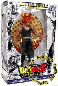 Dragon Ball Z Series 18 Movie Collection 9 Inch Deluxe Action Figure SS Trunks