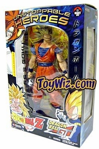 Dragon Ball Z Series 7 Movie Collection 9 Inch Deluxe Action Figure SS3 Goku