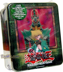 YuGiOh 2003 Collector Tin Set Joey Jinzo